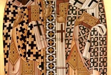Agenda Ierarhilor din Mitropolia Clujului la Sarbatoarea Sfinţilor Trei Ierarhi