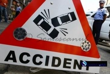 """ULTIMA ORA: Accident in """"curba mortii"""" din Feleac (UPDATE)"""
