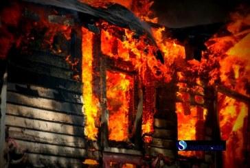 Patru copii morti intr-un incendiu