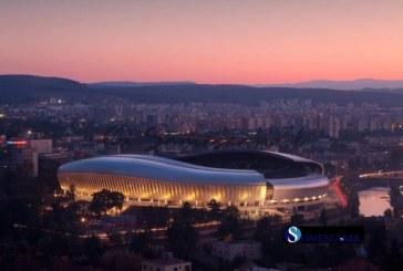 Votaţi Cluj Arena pentru titlul de Clădirea anului 2012 în lume.