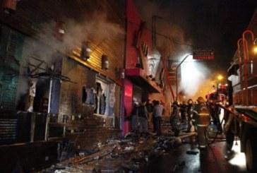 VIDEO – 200 de morți și peste 200 de răniți după un incendiu într-un club brazilian