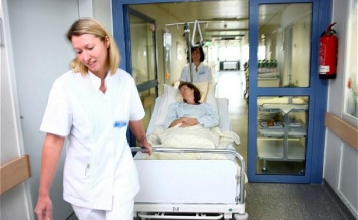 Infirmieră înjunghiată la spitalul din Turda