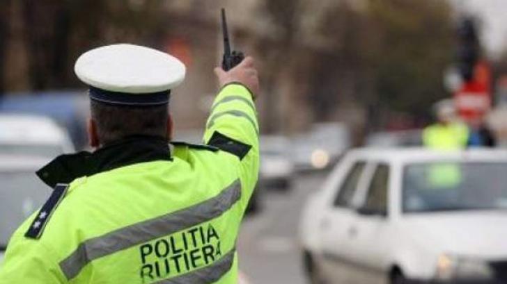 agent politia rutiera