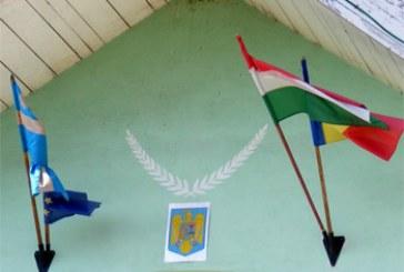 Jos cu steagurile Ungariei!