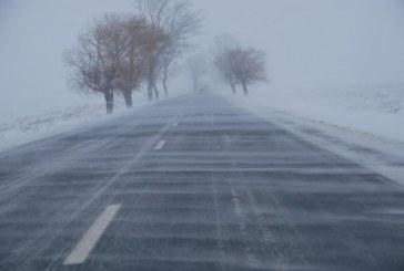 Cod galben de ploi și ninsori în Maramureș și Bistrița-Năsăud