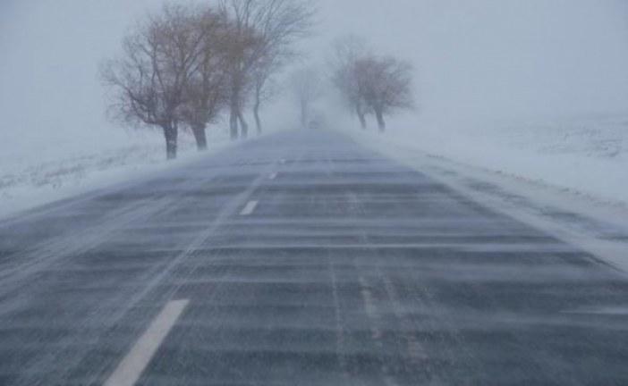 Zonele de munte din județele Cluj, Bistrița-Năsăud sau Maramureș, sub atenționări de viscol