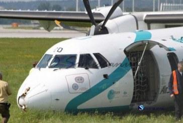 Sase persoane ranite in urma unui incident aviatic la Roma