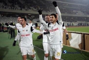Prima victorie pentru Ionel Ganea la U Cluj. Universitatea a învins Severinul