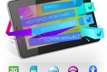 AX Frenzy, tableta plină de culoare de la Allview