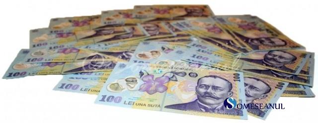 bani falsi bancnote 100 lei
