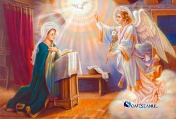 Creştinii ortodocşi şi greco-catolici sărbătoresc astăzi Buna Vestire