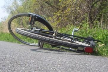 A căzut cu bicicleta într-un râu. Minorul a suferit mai multe leziuni