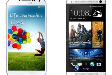 HTC One şi Samsung GALAXY S4, compatibile 4G, devin disponibile pentru precomandă la Orange – FOTO