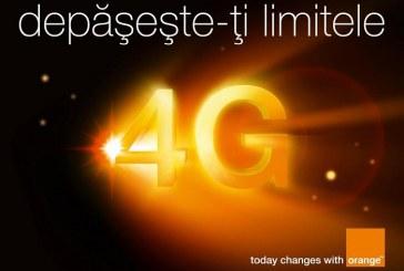 Orange lansează serviciul de internet 4G și pe telefoanele mobile