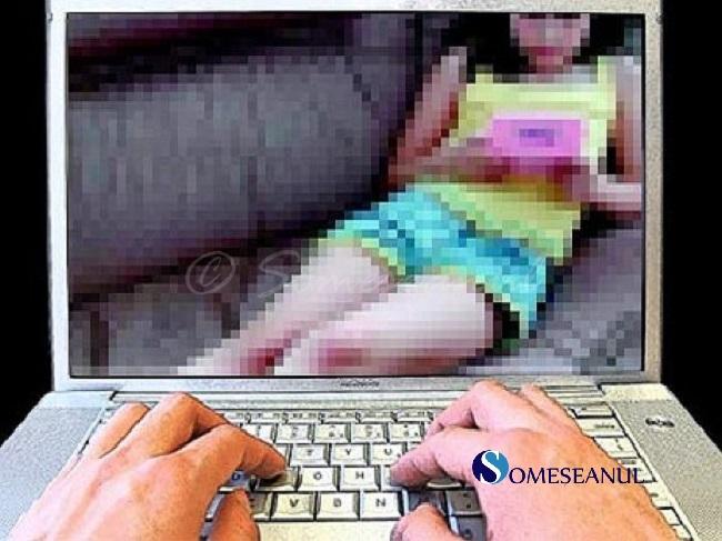 pornografie infantila internet