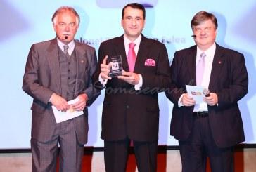 """Serviciul de Telecomunicaţii Speciale câştigă """"Premiul 112 pentru o viaţă mai sigură"""""""
