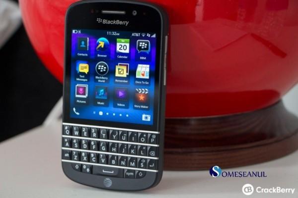 BlackBerry Q10-