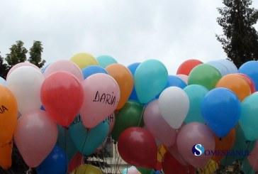 Au înălţat baloane pentru îngeraşii plecaţi prea devreme GALERIE FOTO/VIDEO