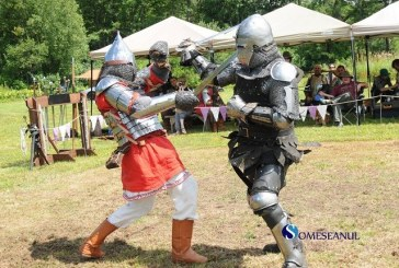Campionat internaţional de luptă medievală – Turnirul Transilvaniei