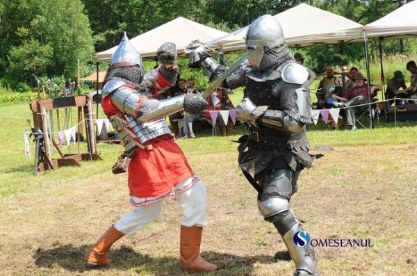 Historical Medieval Battle