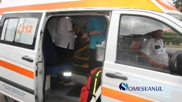 Copil acroșat de remorca unui autoturism. Șoferul și-a continuat drumul