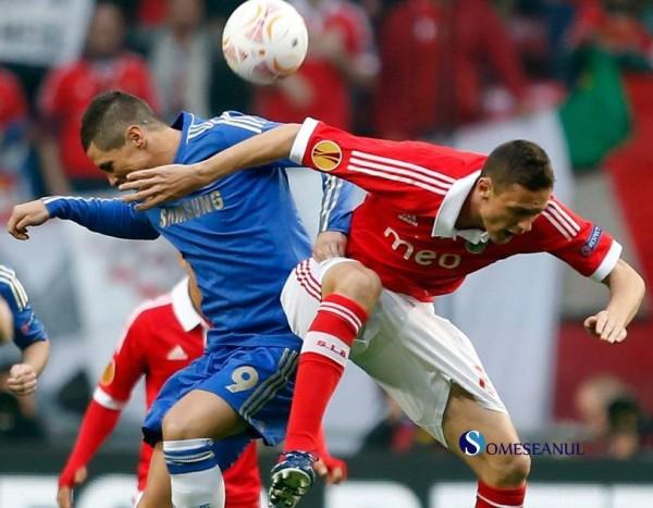 benfica - chelsea - finala europa league