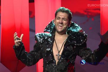 Cezar Ouatu va cânta deseara la Eurovision