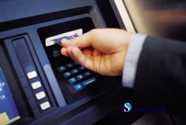CLUJ: Bărbat bănuit de furturi din bancomate, reținut de polițiști