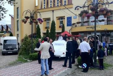 Mare nuntă la Gilău. S-a însurat prințul romilor din Cluj – FOTO/VIDEO
