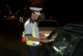 Șoferi beți prinși de polițiștii dejeni și gherleni. Unul a provocat un accident la Câțcău