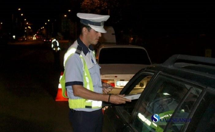 Minor drogat, prins la volanul unei mașini furate