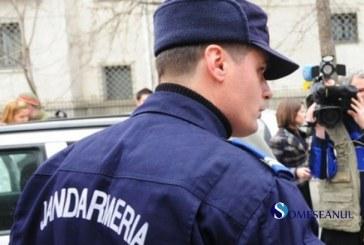 Hoț din Bistrița, urmărit general, depistat la Cluj de jandarmi