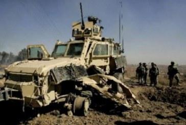 Patru militari români, răniți în Afganistan