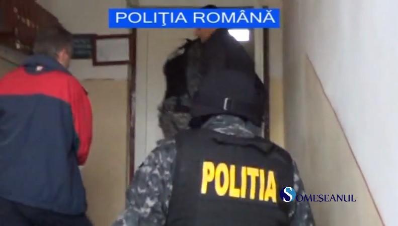 politia romana perchezitie