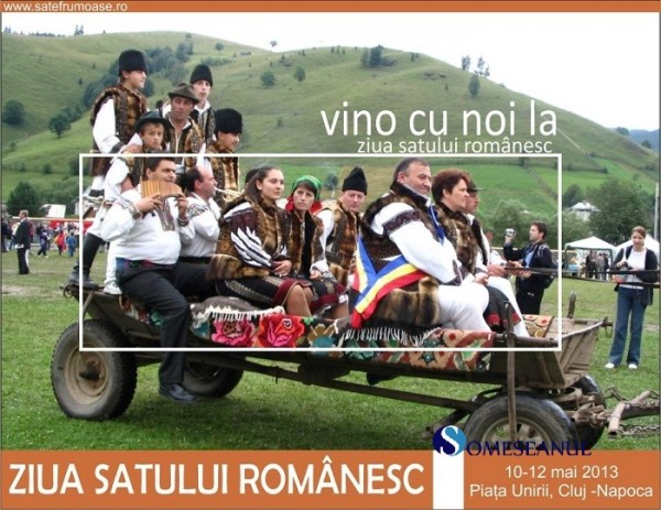 ziua satului romanesc