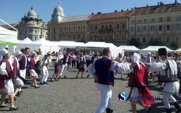 ziua satului romanesc cluj