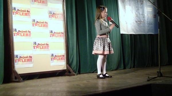 Deona Roman - Dejenii au talent