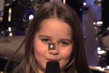 """Aşa ceva nu ai văzut! O fetiţă de 6 ani a şocat juriul """"America's Got Talent"""" VIDEO"""