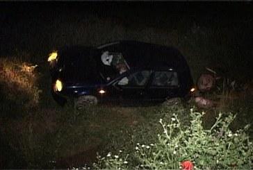Autovehicul furat din Italia, găsit lângă Beclean