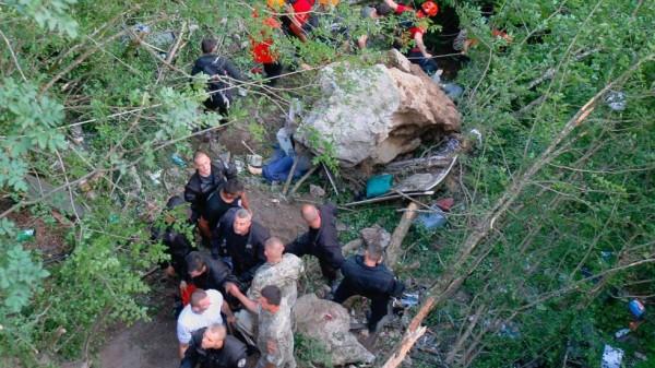 accident autocar romani muntenegru-3