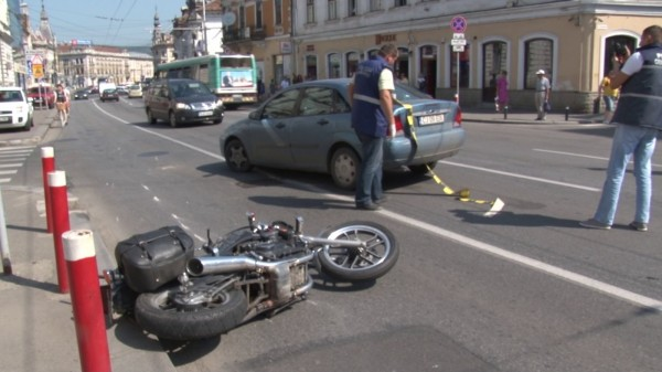 accident central cluj2