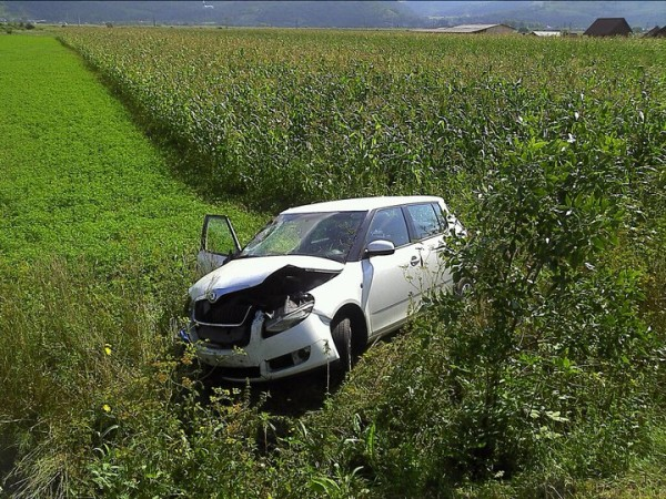 accident masina decor
