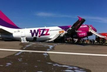 Cursa Wizzair Cluj-Zaragoza a aterizat de urgență la Budapesta