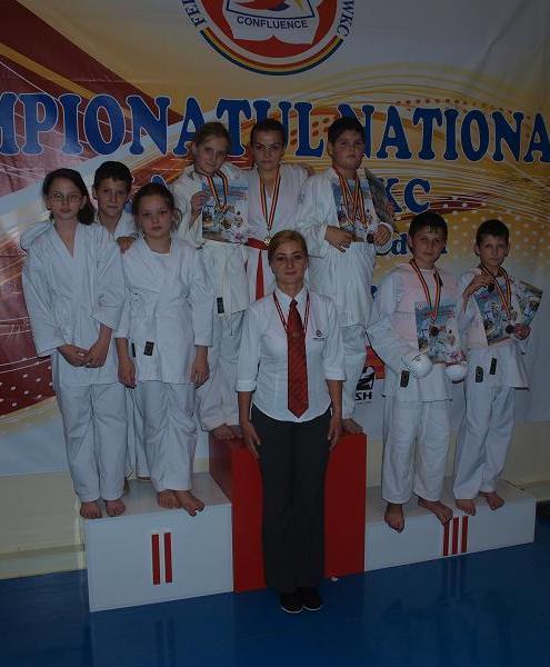 echipa Budokan Ryu