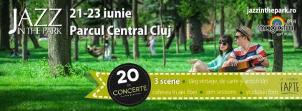 jazz in the park oficial
