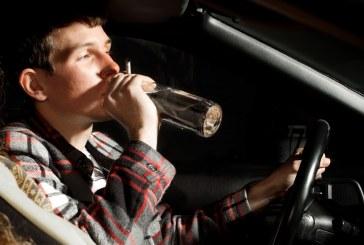 Bărbat din Dej prins băut la volan pe strada 1 Mai