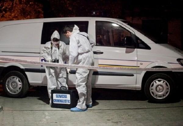 ucis mort serviciul criminalistic crima