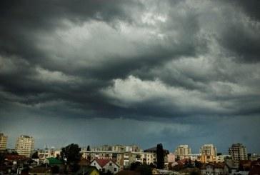 Cod galben de ploi în Bistrița-Năsăud și Maramureș