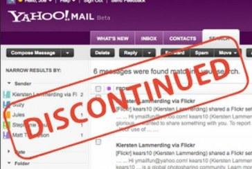 Conturi de Yahoo atacate. Se impune schimbarea parolelor