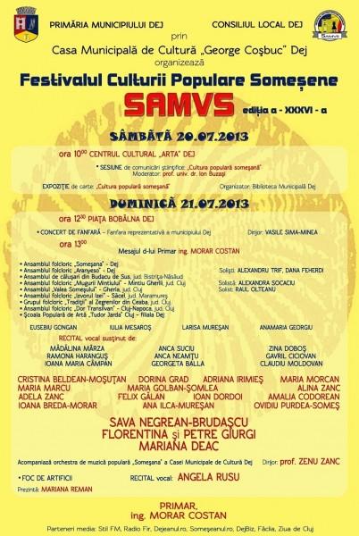 Afis SAMVS